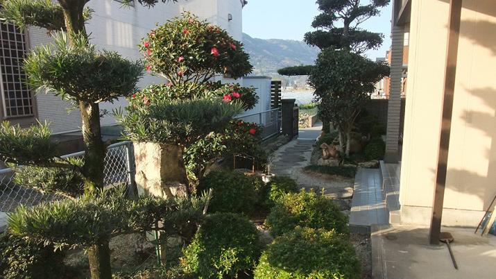 庭造園リフォーム