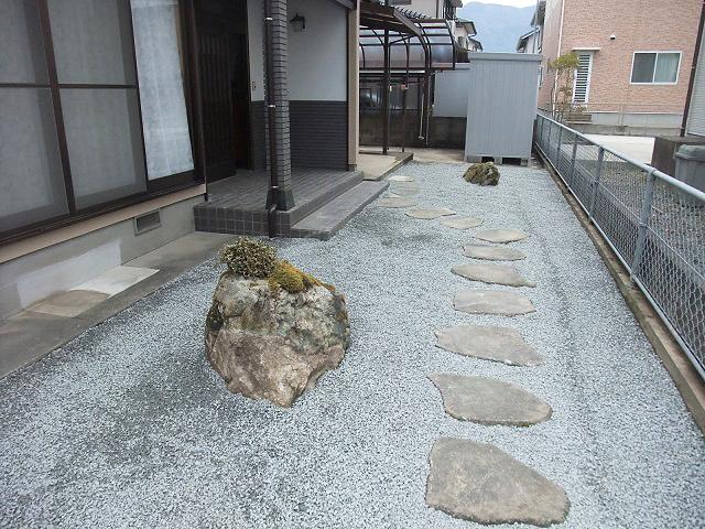 庭造園2(リフォーム後)